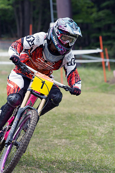 SUEMASA, DH Qualify, MTB National Championships