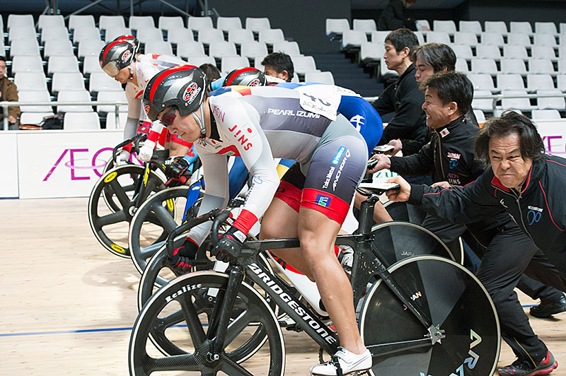 KEIRIN Final, Japan Spur Cup 1