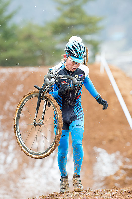 YOKOYAMA, U23, CX, National Champion
