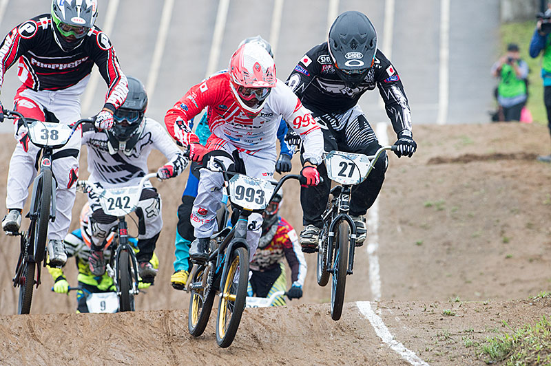 Nagasaki, National Champion, BMX