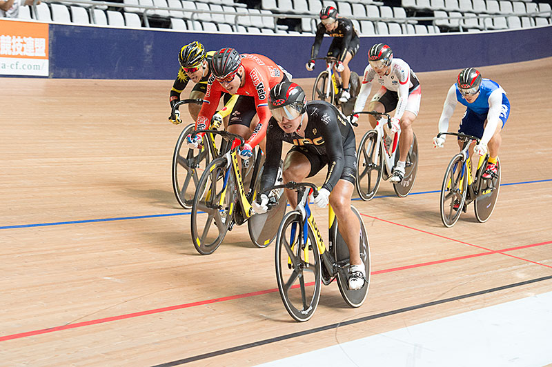 Finale, Keirin-ME, Giappone pista Cup I