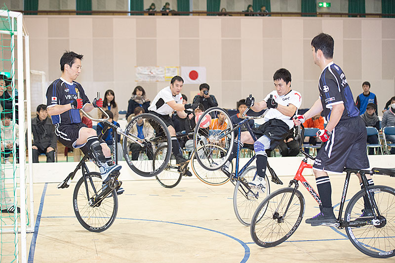 46. ​​All Japan Indoor Cycling Championships